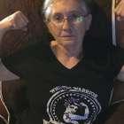 Pancreatic cancer survivor Vickie Pinney