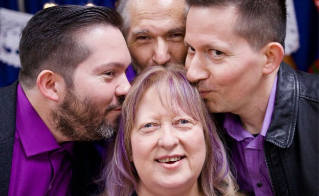 Pancreatic cancer survivor Roberta Luna