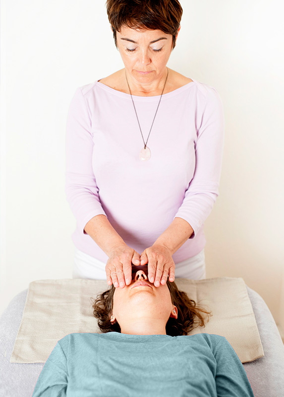 Reiki therapy in Geneva in cabinet or at home