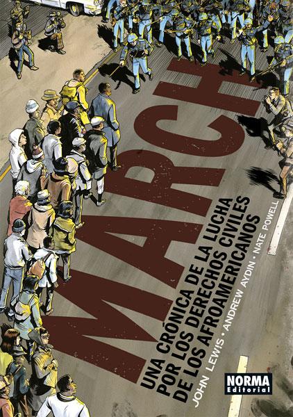 March: Una crónica de la lucha por los derechos civiles de los afroamericanos