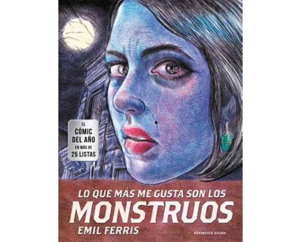 Lo que más me gusta son los monstruos