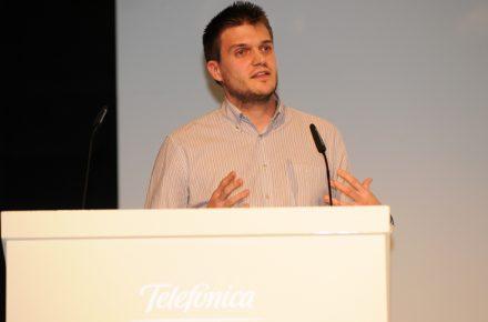 Pablo González (Telefónica)