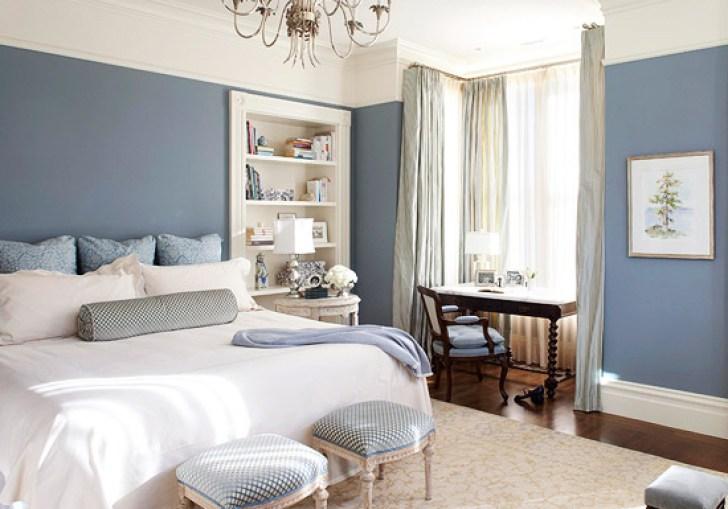 Blue Master Bedroom Decor