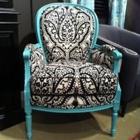 Damask Chairs - Panda's House