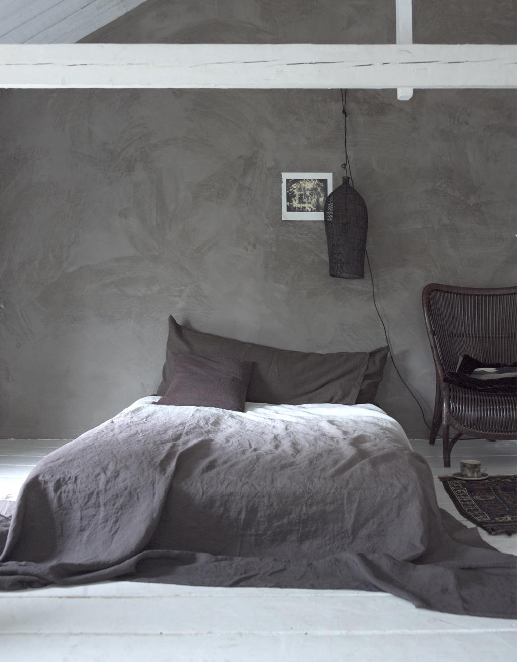 industrial grey bedroom industrial bedroom design in grey - Panda's House