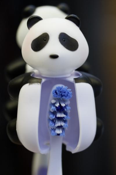 Panda Toothbrush Holder  Pandatopia