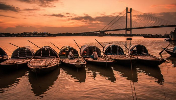 The Hooghly. Source ~ Link