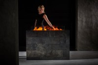 Magic Fireplace by Safretti | The Panday Group Fireplace