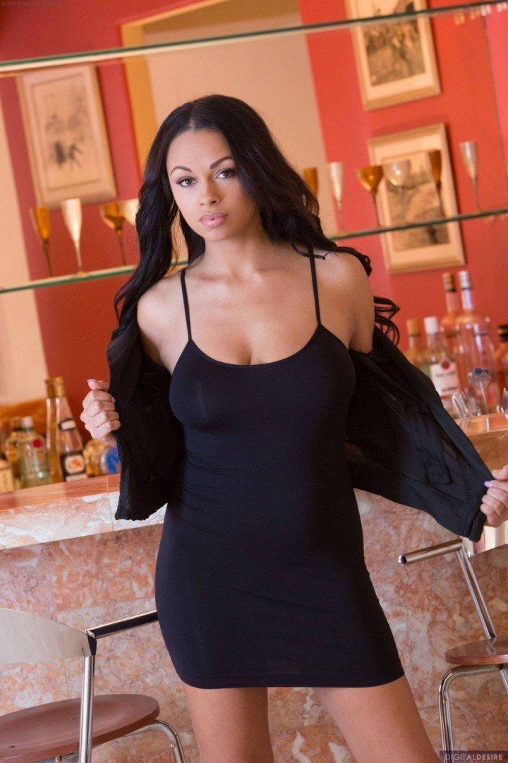 Latina sexy bangbus