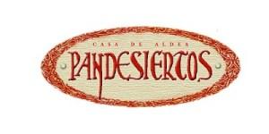 Logo de la casa rural Pandesiertos