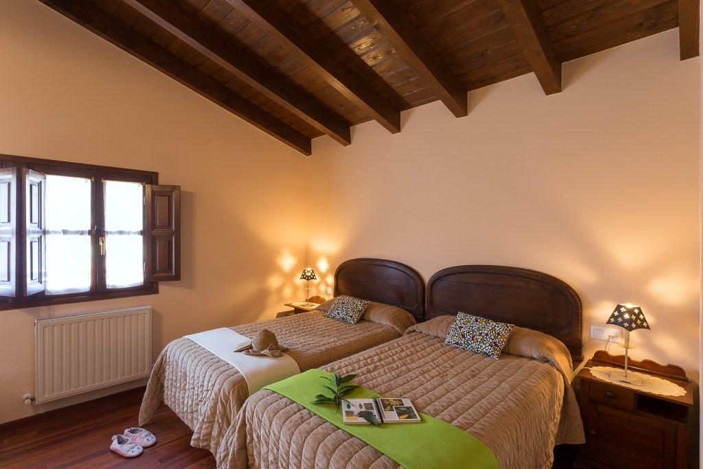 Habitación de dos camas Pandesiertos II