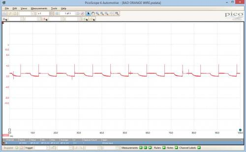 small resolution of  waveform ve commodore alternator l circuit bad
