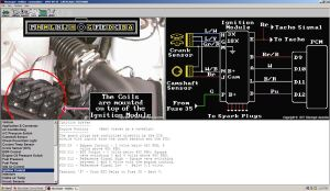 VT modore DFI module wiring diagram   P & G Motors