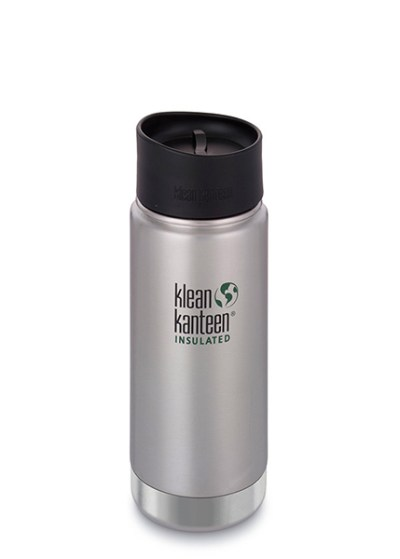 Thermosfles Klean Kanteen - rvs thermosfles - Klean Kanteen wide insulated