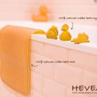 Badmat kind – hevea – antislipmat douche – antislipmat bad.