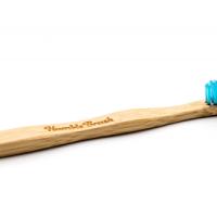 kinder tandenborstel - bamboe tandenborstel – Humble brush - tandenborstel bamboe