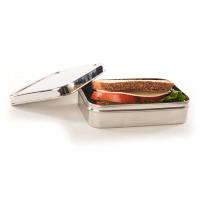 rvs broodtrommel– rvs lunchbox – ecolunchbox – broodtrommel rvs