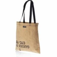 Kleine shopper - fairtrade shopper – Duurzame boodschappentas – ragbag – rag bag