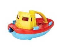 Green toys sleepboot – badspeelgoed – natuurlijk speelgoed
