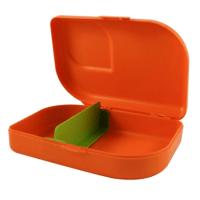 lunchbox bpa vrij – lunchbox met vakjes – lunchtrommel – duurzame broodrommel