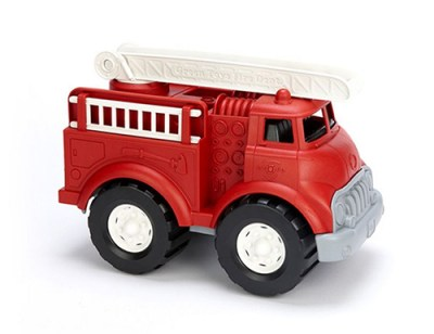 green toys speelgoed brandweerauto – natuurlijk speelgoed