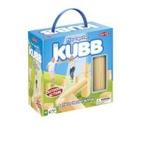 kubb spel – kubbs - viking schaken - houten spel kubb – cups spel