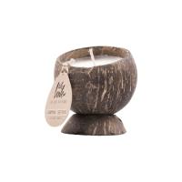 Natuurlijke kaarsen - sojakaarsen – sojawas kaarsen – kokosnoot kaarsen