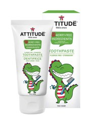 fluoridevrije kindertandpasta - tandpasta kind - baby tandpasta
