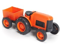 green toys kleine speelgoed tractor – tractor kinderspeelgoed – speel tractor klein