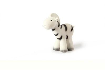 baby speelgoed zebra - bijtspeelgoed - rammelaar – badspeelgoed – speelgoed voor in de box
