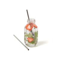 ecobrotbox rvs rietjes herbruikbaar - herbruikbare rietjes – duurzame rietjes – rietjes rvs