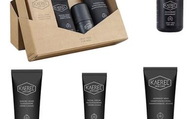 verzorgingsproducten man - cadeauset mannen - huidverzorging mannen – heren cadeau