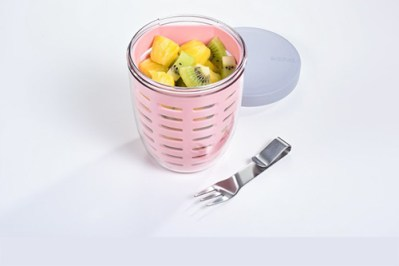 fruit en veggie pot mepal - lunchtrommel - lekvrije lunchbox - lunch box - snacktrommel