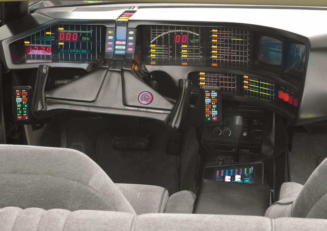 PONTIAC FIREBIRD TRANSAM KITT REPLICA 1982  AUTO