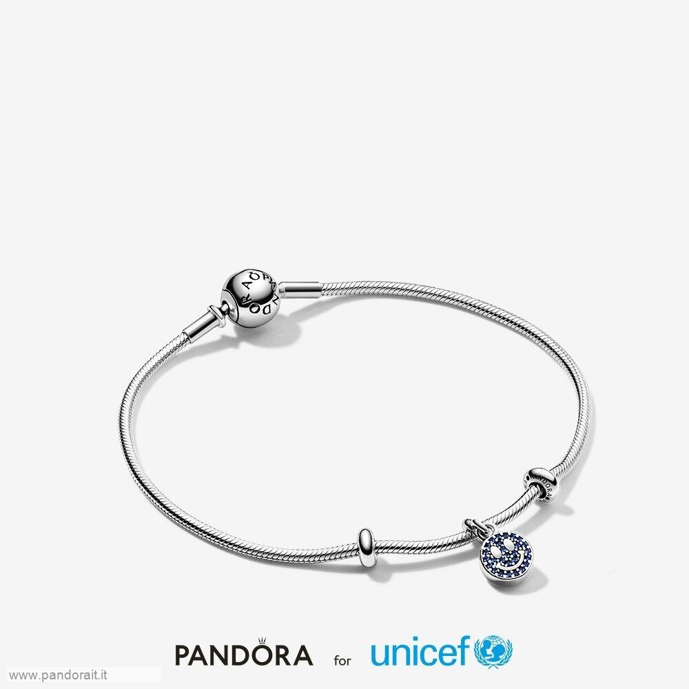 Pandora Sconto Il Mio Sorriso Bracciali Impostata