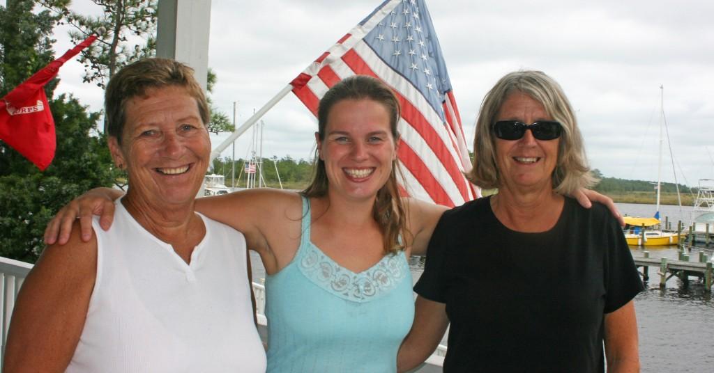 Belle semaine farniente/trads à Dowry Creek chez Brent, Michele et Mary