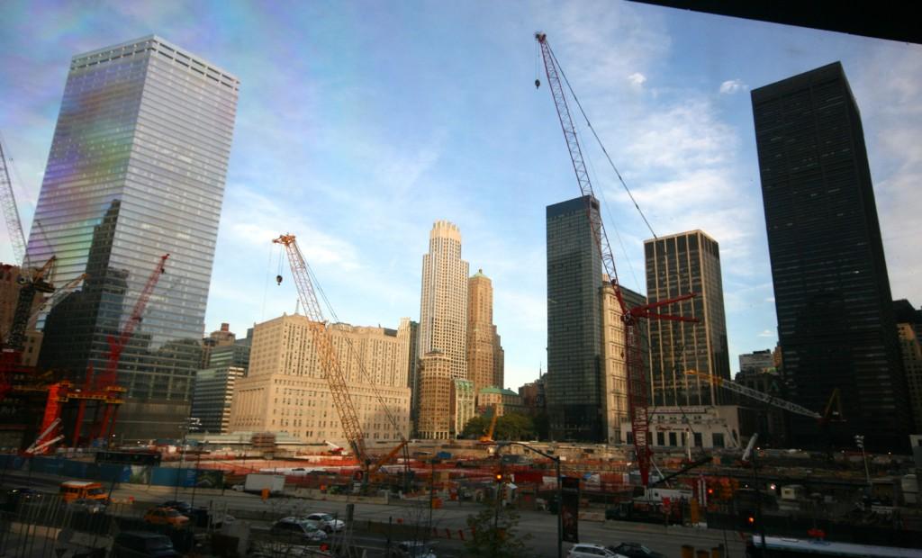 Ground Zero : Il faut s'imaginer les tours jumelles, deux fois plus grandes que les building voisins