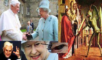 La famiglia reale britannica e le sue connessioni con Vlad lImpalatore ed i Rettiliani ET
