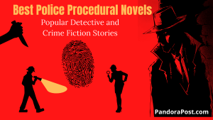 7 Best Police Procedural Novels (Popular Detective and Crime Fiction Stories)