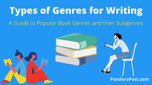 Read more about the article A Guide to Popular Book Genres and Subgenres for Writing