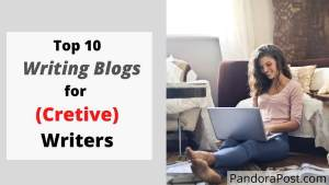 Read more about the article Top 10 Best Writing Blogs for (Creative) Writers