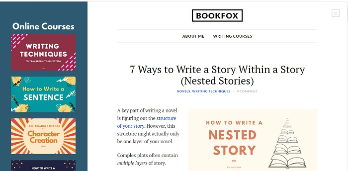 best writing blogs for writers
