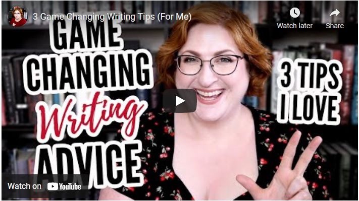 best youtube channels for creative writers