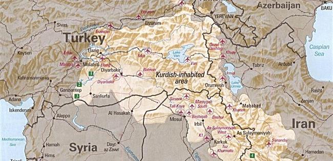 I curdi e gli ayatollah. Viaggio nella zona più instabile dell'Iran