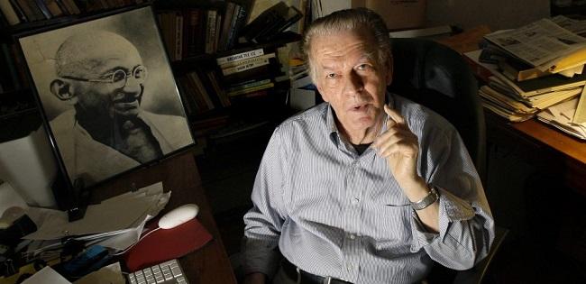 Gene Sharp, teorico della non violenza