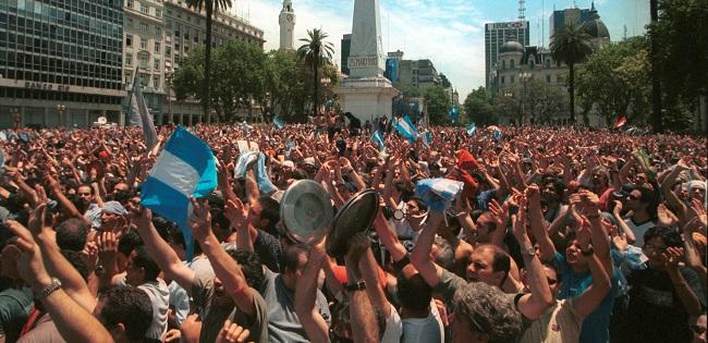 Gli anni '90 in Argentina. Tra crescita economica, neoliberismo e default