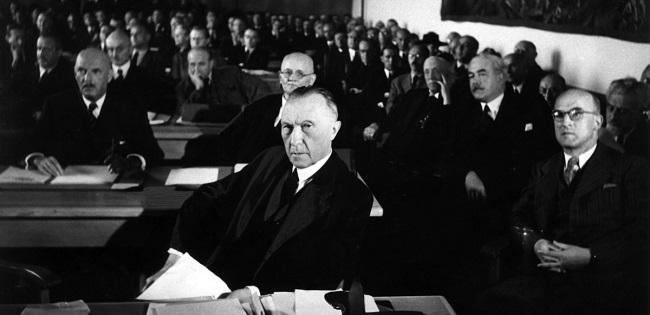 Grundgesetz, la Legge Fondamentale tedesca: i 70 anni di un giuramento