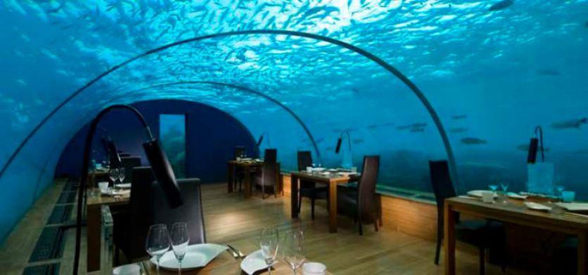 Ithaa Restaurant-Photo by Conrad Hotels & Resorts5