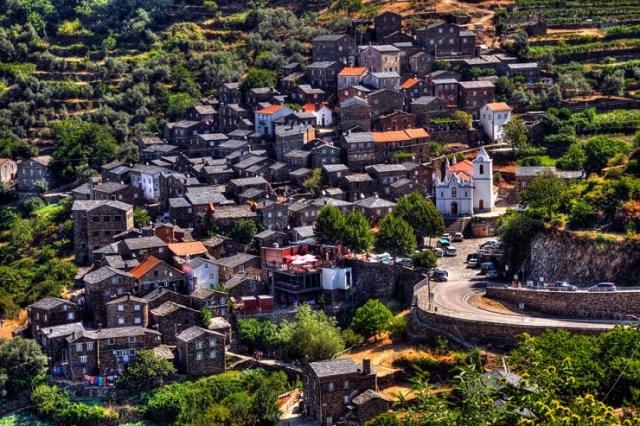 Top Ancient Towns-Piodao