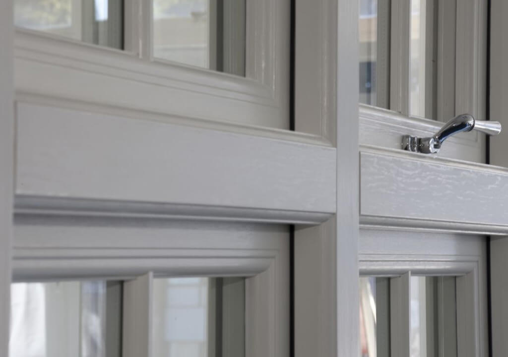 uPVC Flush Sash Windows in Surrey  West London  P  P Glass